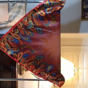 Accessories - Gorgeous Paisley Scarf